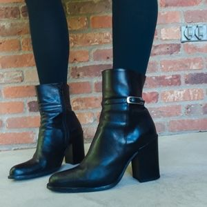 Gacel Studio Made in Italy vintage ankle boots